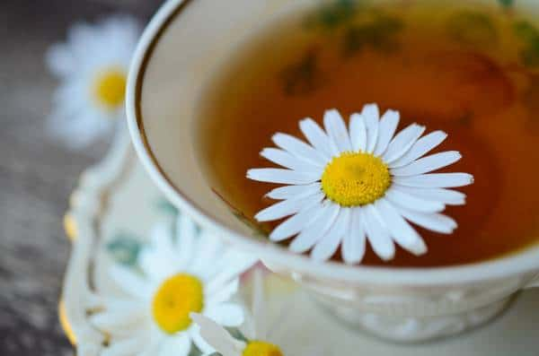 chamomilen tea